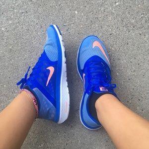 Blue Nike FS Lit Run 3